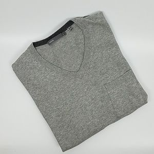 VINCE.   OVERSIZED COTTON SWEATER